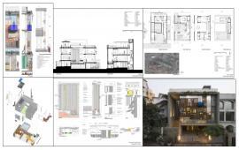 Modern Residential House