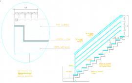 Detail Stairway