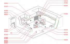 Isometric Drawing Design