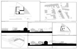 Modern Duplex House