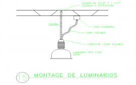 Hanging Light Design