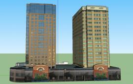 3d hotel design