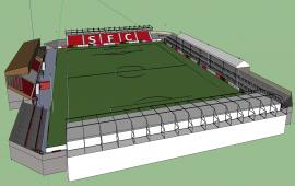 hockey stadium design