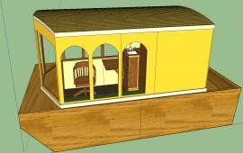 House Boat details