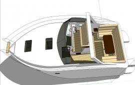 Power Boat design