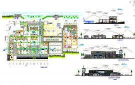 Airport plan design