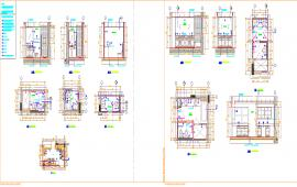 Villa layout plan