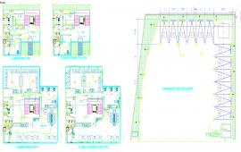 Electrical layout plan design