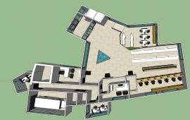 3d Bank office details