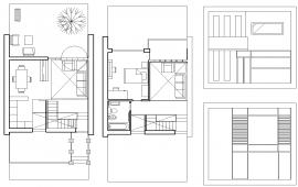 Lay -out Of House details
