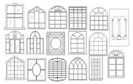 Window Block Design