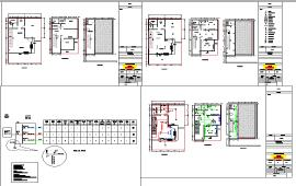 Electrical House layout details