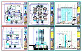 Bank Building Project File