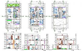 Multi Family House Design