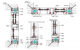 Aluminium Frame & Planel Detail