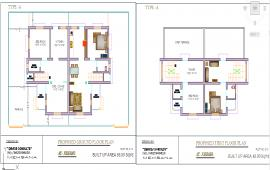 Family house layout details