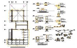 Ground floor Structure details
