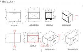 Drawer details