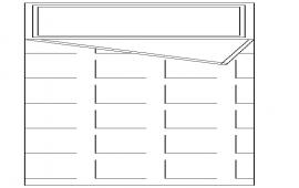 Door Block Design