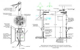 Electrical Line Diagram Design
