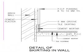 Construction Wall Design