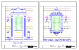Wall Elevation Design