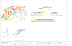 Restaurant  Lay-out  design