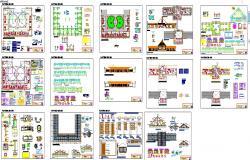 Tourist Hotel Plan