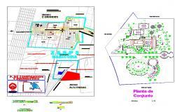 Different Type Hostel Design plan