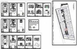 Multiple house planning