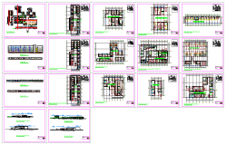 Clinic Drawing Autocad file