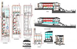 Hotel plan design project