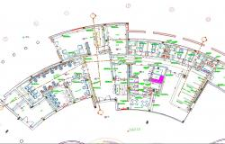 Ladies Spa working cad plans and drawing