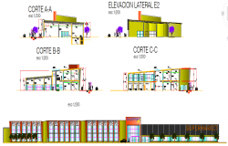 Commercial Complex Design