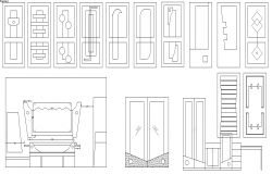 Door & Furniture Design