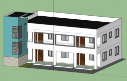 2 Story Residence Project