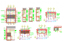 Structure Design For Kitchen