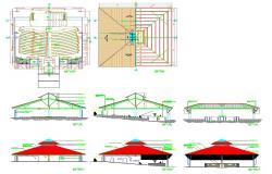 Amphitheatre Design