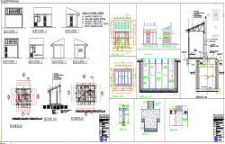 Guard House plan