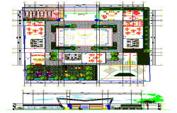 Garden Design Lay-out