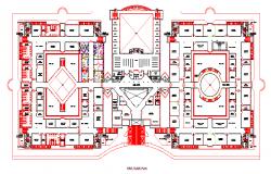 Secondary School Floor Plan