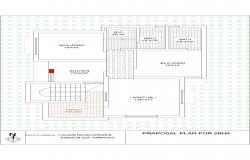 2BHK SIMPLE BUNGLOW