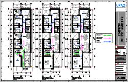 Multifamily House plan
