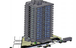 3d Hotel Project
