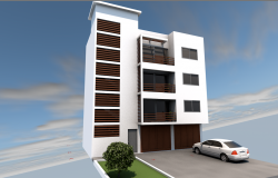 3 D house plan dwg file
