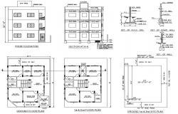 3 Storey House Design
