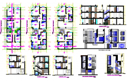 3 level Multifamily Residence project