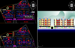 1&2 Bhk apartment planning