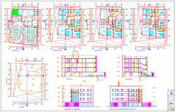 Multifamily House plan
