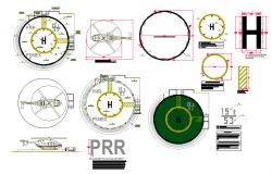 Heliport design standards